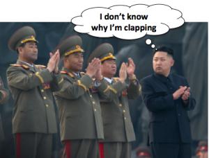 Kim-Jong-un-clapping