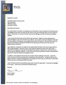retirement letter sb