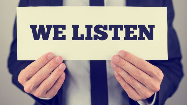 we-listen