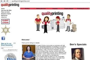quality printing